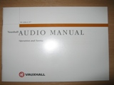 Audio Manual (prefacelift & minifacelift)